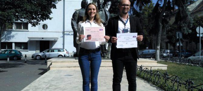 Молодые ученые института ПМТ награждены дипломами на конференции ICPAM-11