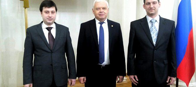 Молодые ученые кафедры МФЭ стали лауреатами Премии Правительства Москвы