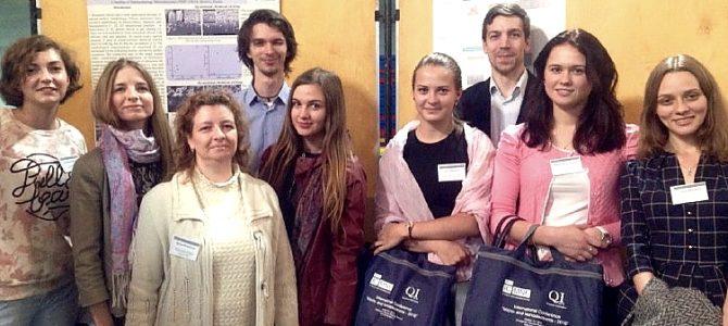 Студенты и сотрудники института ПМТ приняли участие в конференции ICMNE-2016