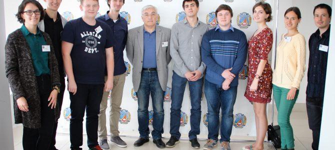 Научная группа под руководством профессора Шерченкова А. А. успешно выступила на конференции в Рязани