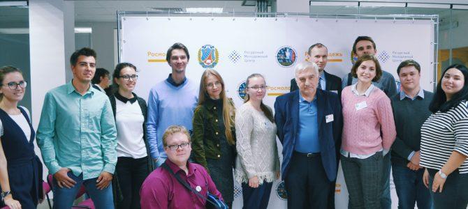 Поздравляем призёров конференции «Нанодиагностика-2018»