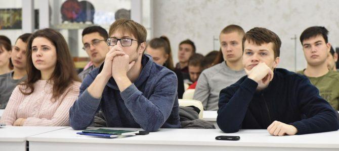 Представители Института ПМТ посетили ГГУ им. Ф. Скорины