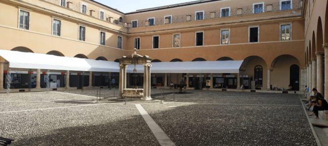 Научный сотрудник института ПМТ выступил с приглашенным докладом на международном форуме в Риме